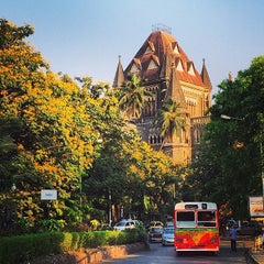 Photo taken at Bombay High Court by Ⓘ on 4/26/2014
