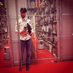 Photo taken at Bibliothèque Kandinsky by Jérémy M. on 12/12/2013
