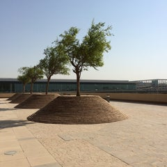 Photo taken at Qatar Science and Technology Park by Naeema Z. on 9/7/2014