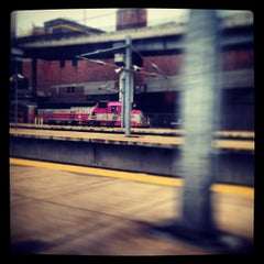 Photo taken at Amtrak 137 by Margot B. on 2/28/2013