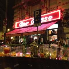 Photo taken at Bar Basso by Mak K. on 4/11/2013