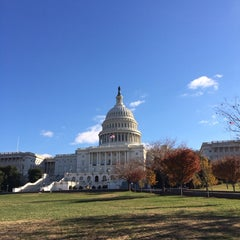 Photo taken at U.S. Capitol - Senate by Moy H. on 11/19/2013