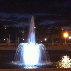 Photo taken at Caloosahatchee Bridge by Donna N. on 12/7/2012