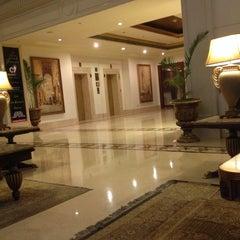 Photo taken at Radisson Hotel by Karandeep S. on 10/12/2013