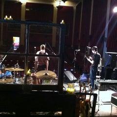 Photo taken at Sebastiani Theater by Tony G. on 3/25/2014