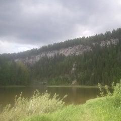 Photo taken at Усьвинские столбы by JB on 6/14/2013
