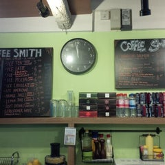 Photo taken at Coffeesmith by James S. on 4/30/2014