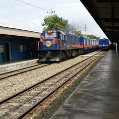 Photo taken at PNR (PUP/Sta. Mesa Station) by Dominique C. on 8/11/2015