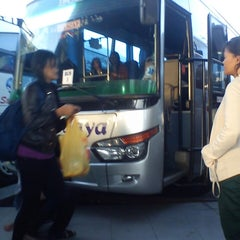 Photo taken at Terminal Bus Cilacap by Anggorro O. on 10/15/2013