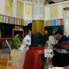 Photo taken at ลานเบียร์ บิ๊กซี ดอนจั่น | Beer Garden at Big C by KUKKIK3 on 7/2/2015
