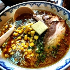 Photo taken at Ukokkei Ramen Ron by Cocoy I. on 12/15/2012
