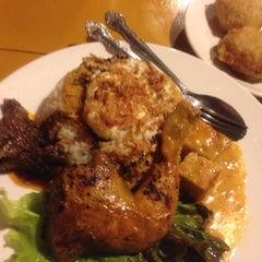 Photo taken at Merah Putih Cafe by marilyn 114 on 10/30/2013
