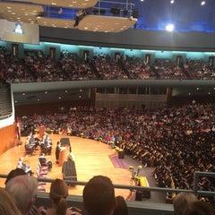 Photo taken at Community of Christ Auditorium by Brandi J. on 5/18/2014