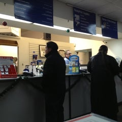 Photo taken at Post Office - Russian Jack Station by pAx on 12/12/2012