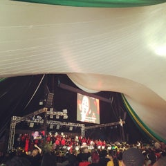Photo taken at Nairobi Chapel by Deejayceleb on 7/27/2014