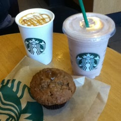 Photo taken at Starbucks by Stanley C. on 3/17/2014