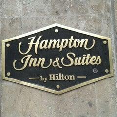 Photo taken at Hampton Inn & Suites Casa San Agustin Centro by BestDay.Com.Mx on 4/23/2012