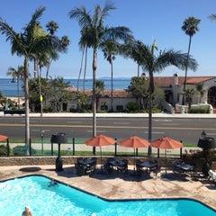 Photo taken at Hyatt Santa Barbara by André G. on 7/17/2012