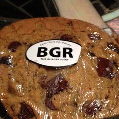 Photo taken at BGR The Burger Joint by Diana L. on 9/2/2012