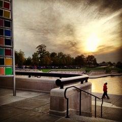 Photo taken at White River State Park   @WhiteRiverStPrk by Hiram F. on 9/30/2012