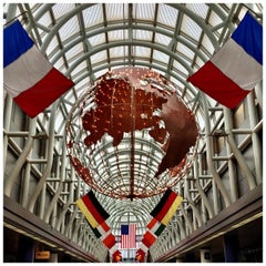Photo taken at Chicago O'Hare International Airport (ORD) by Ryan S. on 7/3/2013