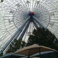 Photo taken at Texas Star Ferris Wheel by Jessica P. on 10/13/2013