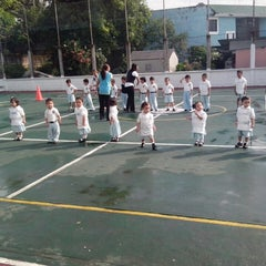 Foto tomada en Colegio Anglo Mexicano de Coatzacoalcos por Dolche G. el 11/20/2013