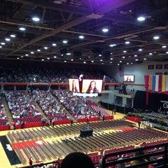 Photo taken at University of Cincinnati by Jen on 4/27/2013