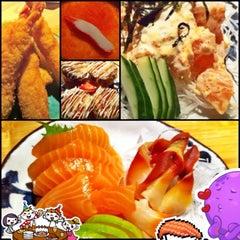 Photo taken at Kiyadon Sushi by Sakura L. on 5/14/2015