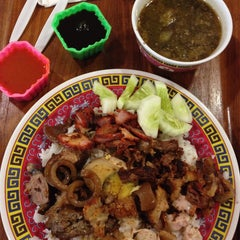 Photo taken at Foodcourt Golden Truly by Sakura L. on 10/31/2014