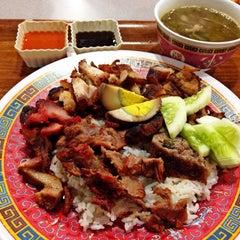 Photo taken at Foodcourt Golden Truly by Sakura L. on 5/23/2014