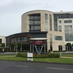 Photo taken at Carlton Hotel Blanchardstown by Georg G. on 6/6/2014