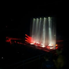 Photo taken at Lotto Arena by Jamie G. on 4/27/2013