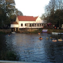 Photo taken at De Watermolen by Bart O. on 10/28/2012