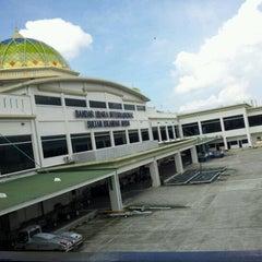Photo taken at Sultan Iskandar Muda International Airport (BTJ) by Hanna M. on 1/7/2013