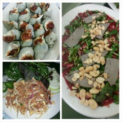 Photo taken at Nam Hua Vietnamese Cuisine by Karan P. on 1/20/2014