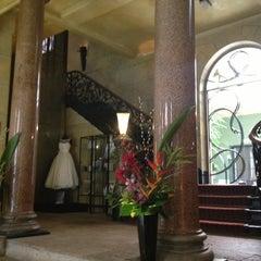 Photo taken at Hotel du Vin & Bistro by Alexandra N. on 6/25/2013
