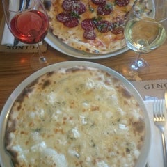 Photo taken at Ginos by Claudia D. on 7/31/2014