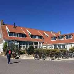 Photo taken at Strandhotel Terschelling by Inger E. on 4/27/2015