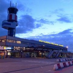 Das Foto wurde bei Rotterdam The Hague Airport (RTM) von Gabi H. am 6/13/2013 aufgenommen