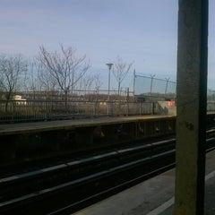 Photo taken at MTA SIR - Nassau by Daniel R. on 4/14/2013