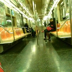 Photo taken at MTA Subway - 7 Train by Daniel R. on 1/24/2013