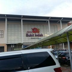 Photo taken at AEON Bukit Indah Shopping Centre by Shima A. on 12/9/2012
