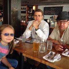 Photo taken at Philadelphia Bar and Restaurant by Ken B. on 9/28/2013