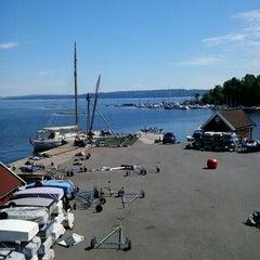 Photo taken at Asker Seilforening by Geir K. on 6/15/2014