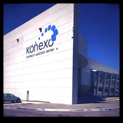 Photo taken at Konexo Contact + Solution Center by Guri on 2/28/2013
