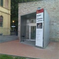 Photo taken at Museo per la Memoria di Ustica by Muzio T. on 11/3/2013