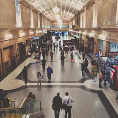 Photo taken at Adelaide Railway Station by Amir A. on 4/17/2013
