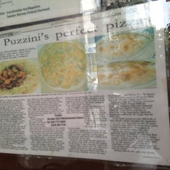 Photo taken at Puzzini Swedish Pizza by 5N on 8/28/2013