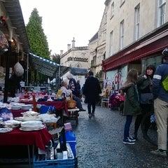 Photo taken at Shambles Market by Robert B. on 12/13/2013